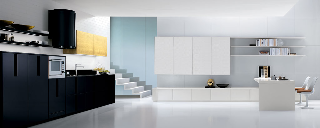 Minimalist kitchens artistic kitchen designs for Minimalist kitchen design