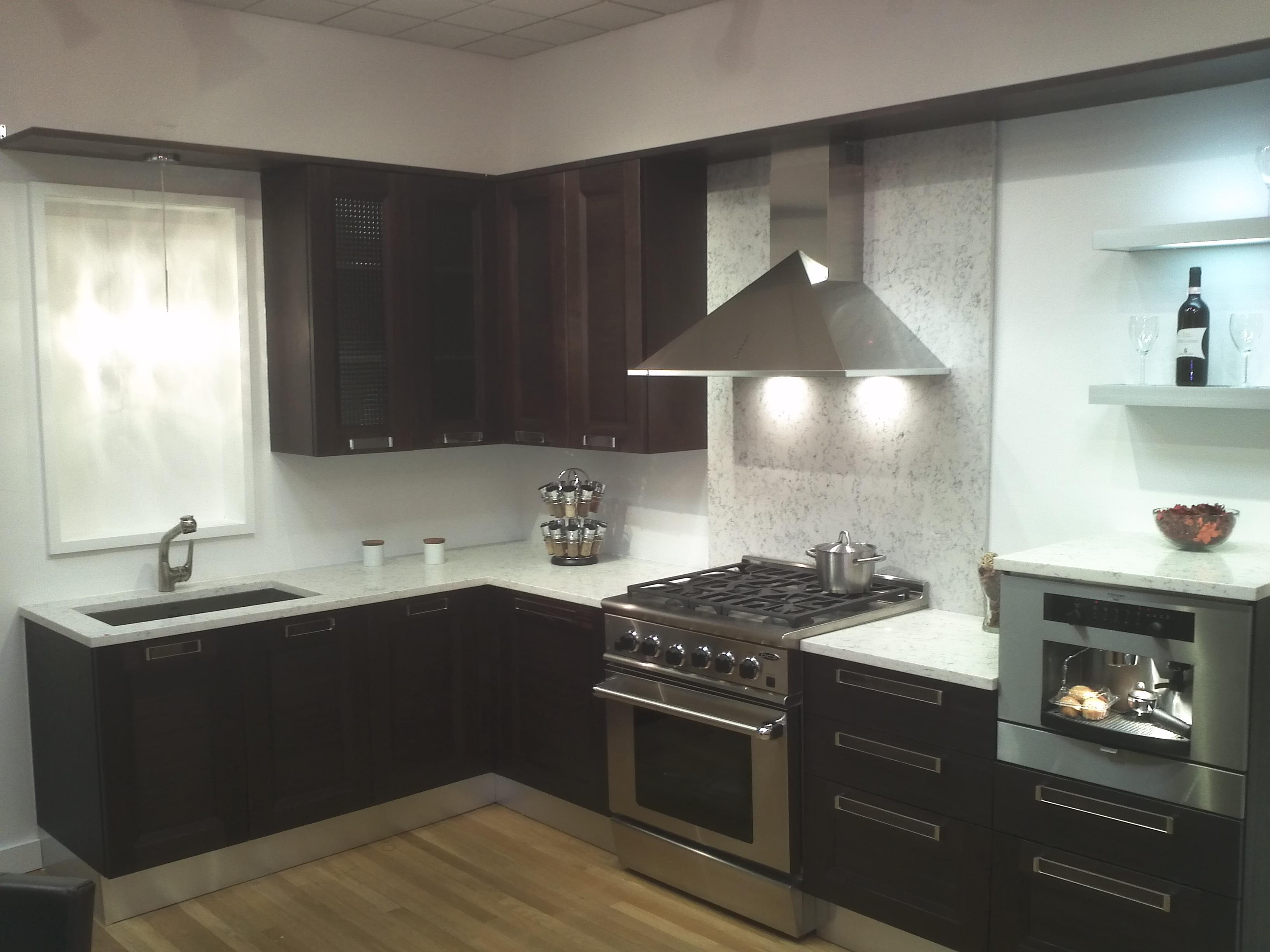 New Kitchen Display in Brooklyn NY Showroom | Artistic Kitchen Designs